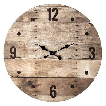 horloge murale et horloge poser maisons du monde. Black Bedroom Furniture Sets. Home Design Ideas