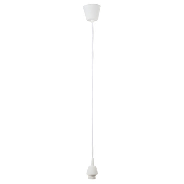 Kit de suspension luminaire blanc