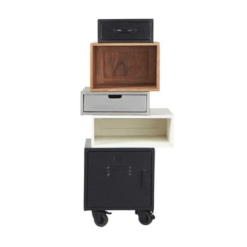 schuhschrank kleine kommode maisons du monde. Black Bedroom Furniture Sets. Home Design Ideas
