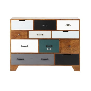 sideboard kommode maisons du monde. Black Bedroom Furniture Sets. Home Design Ideas