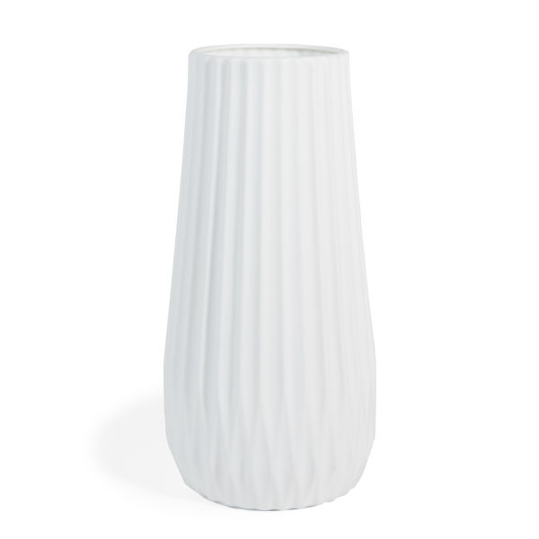Lampe porcelaine blanche for Lampe a poser blanche