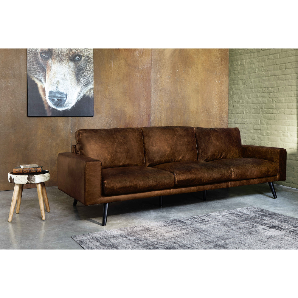 ledersofa cognac finest cor modell swing lounge ledersofa sofa cognac er er with ledersofa. Black Bedroom Furniture Sets. Home Design Ideas