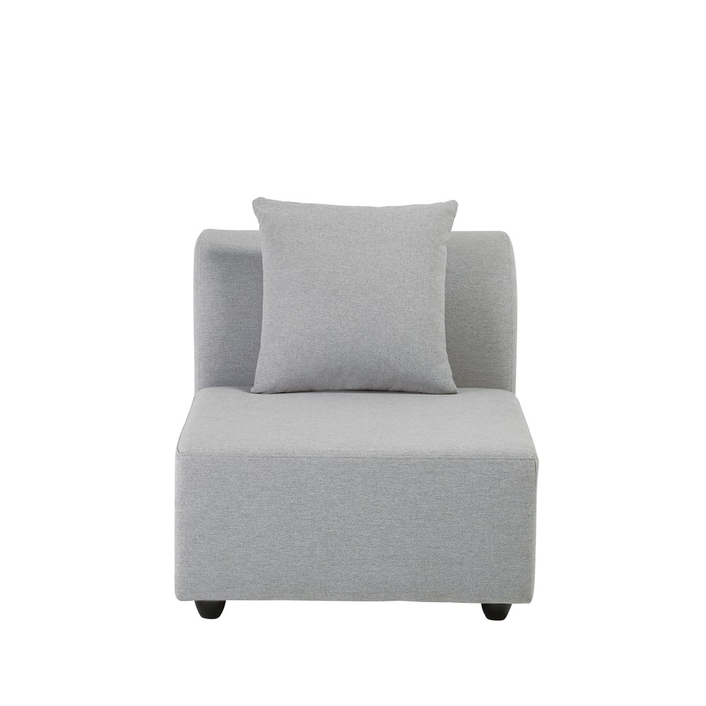 ebay mitchell couch loveseat gold modern s itm crate plus armless barrel sofa