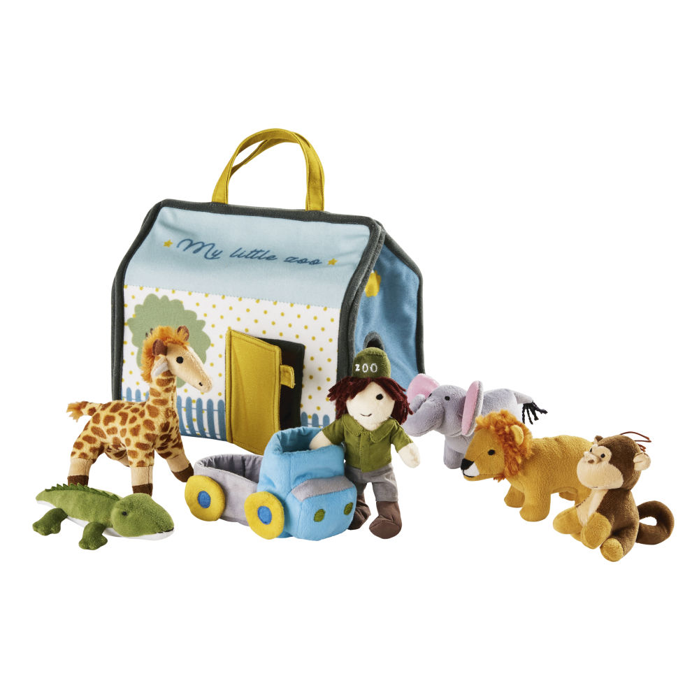 Maison zoo pour enfant (photo)
