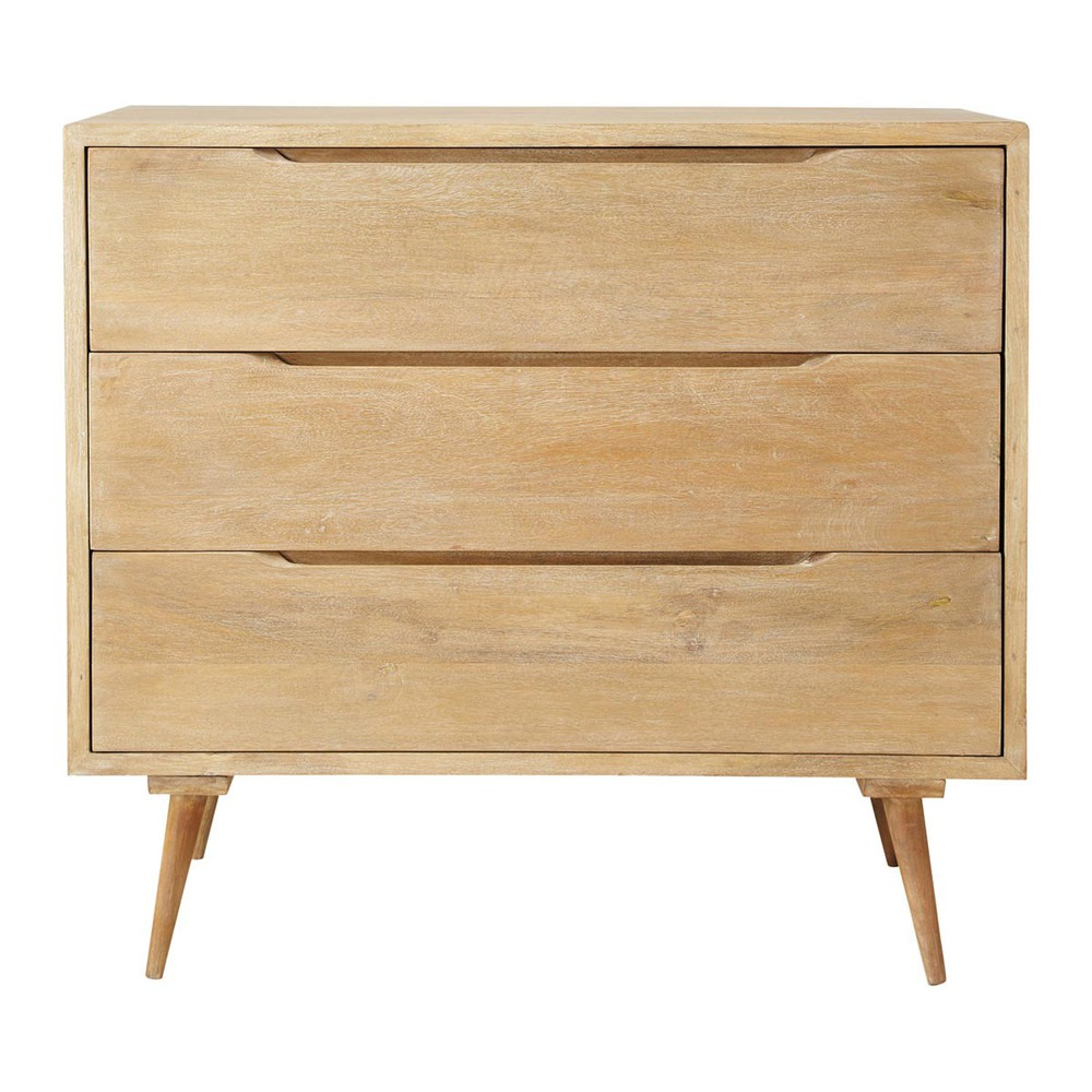 Mango wood vintage chest of drawers trocadero female first shopping