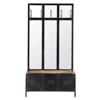 table d 39 appoint meuble d 39 entr e meuble chaussures maisons du monde. Black Bedroom Furniture Sets. Home Design Ideas