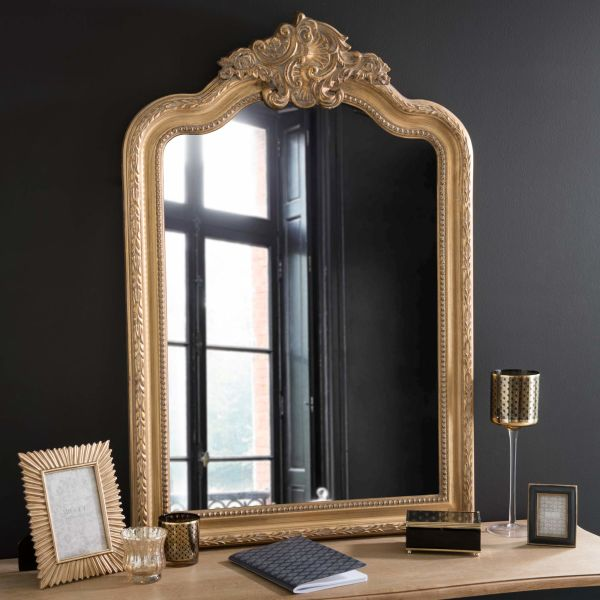 miroir baroque maison du monde fashion designs. Black Bedroom Furniture Sets. Home Design Ideas