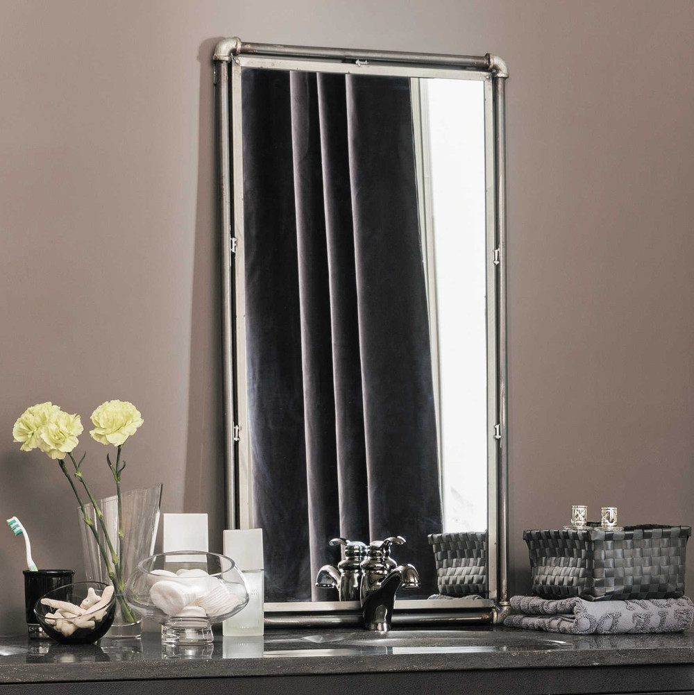 fabulous miroir mtal gordon with maisons du monde miroirs