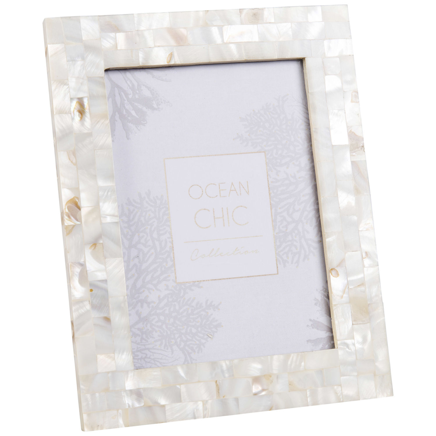 Mother-of-Pearl Effect Photo Frame 13 x 18 | Maisons du Monde