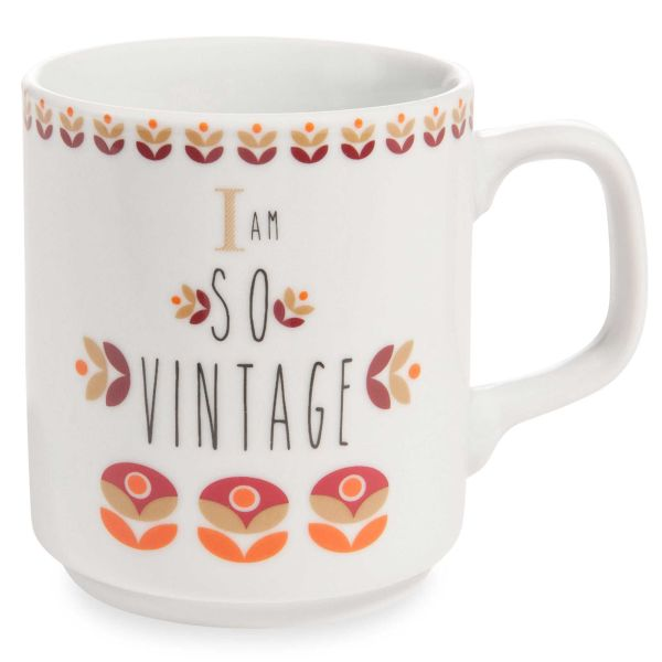 Mug en porcelaine I AM SO VINTAGE