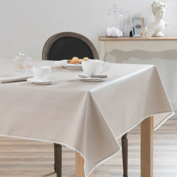 Nappe serviette set et chemin de table maisons du monde - Set de table maison du monde ...