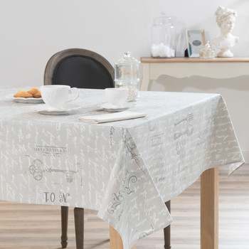 nappe d coration chemin de table maisons du monde. Black Bedroom Furniture Sets. Home Design Ideas