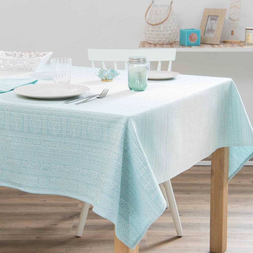 Cotton tablecloth shop for cheap products and save online for White cotton table cloth