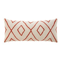 Outdoor Cushion with Graphic Motifs 25x60 Asoke