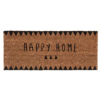 Paillasson Happy Home 25 x 55 cm CLAIRE (photo)