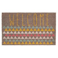Paillasson Welcome 45 x 75 cm CELINE (photo)
