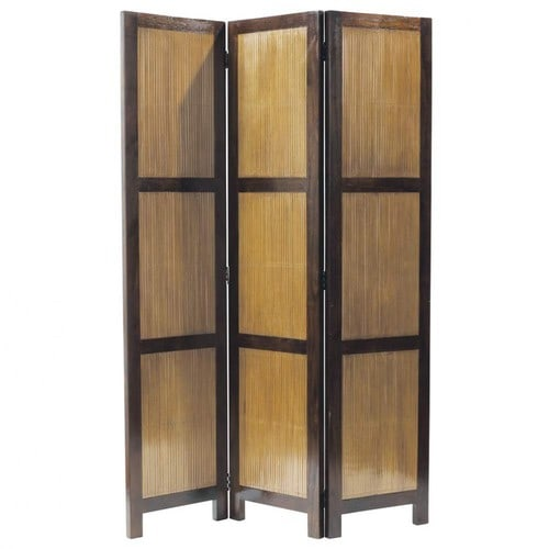 paravent bamboo maisons du monde. Black Bedroom Furniture Sets. Home Design Ideas