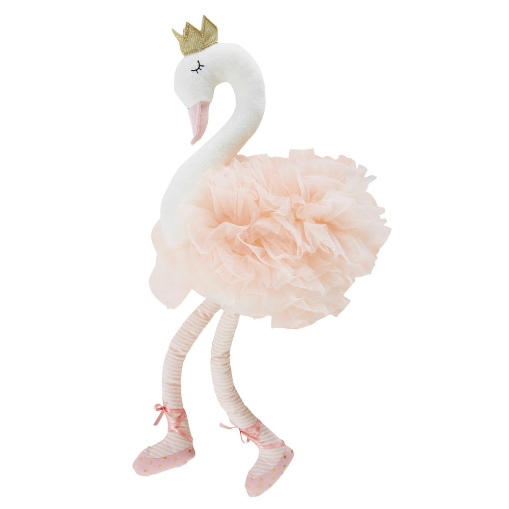 Peluche cygne H.47 LILLY (photo)