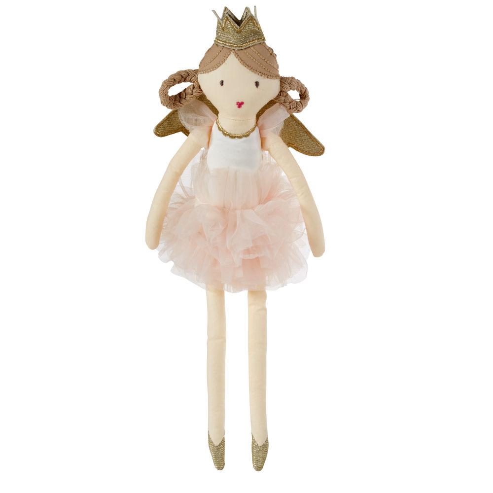 Peluche fée (photo)
