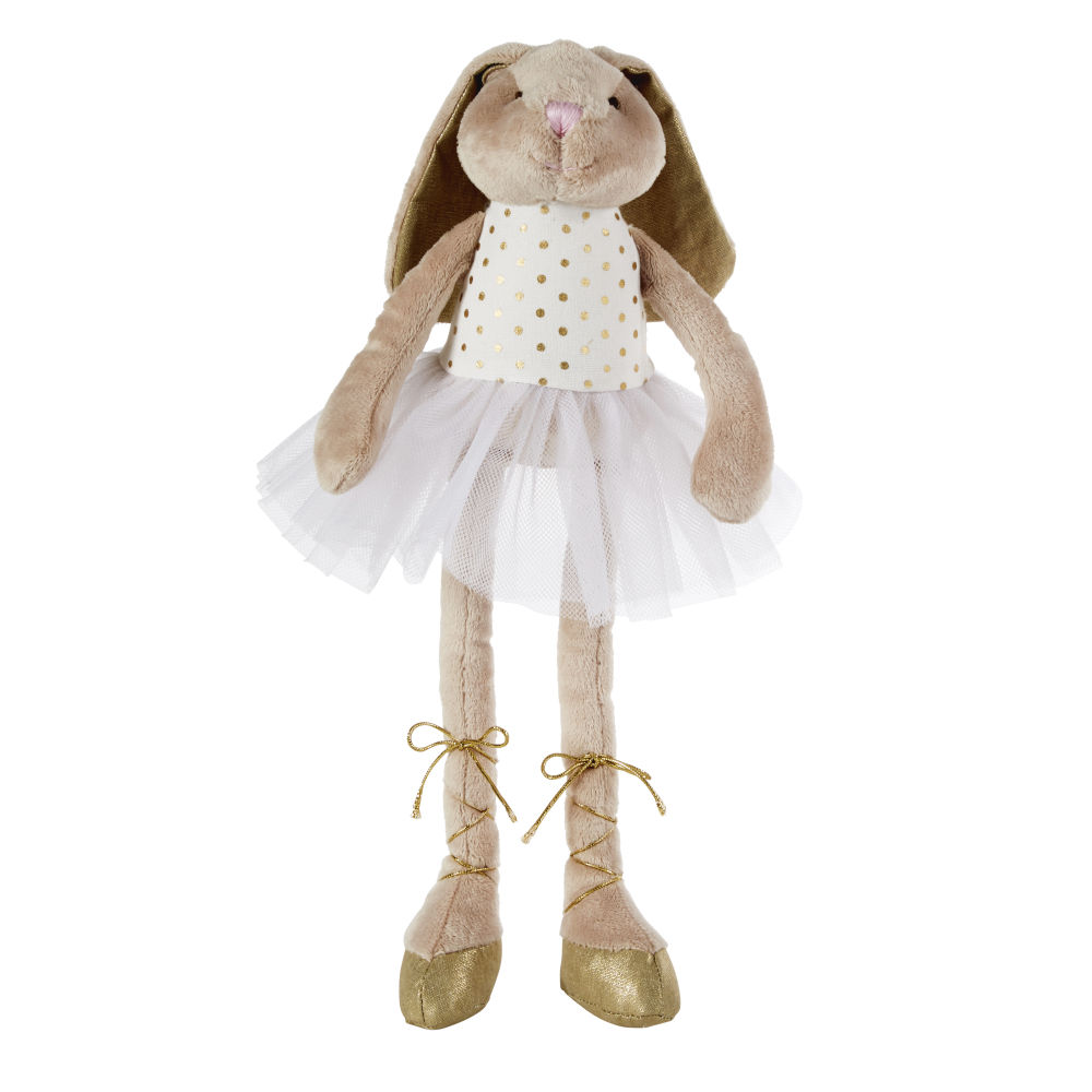 Peluche lapin ballerine (photo)