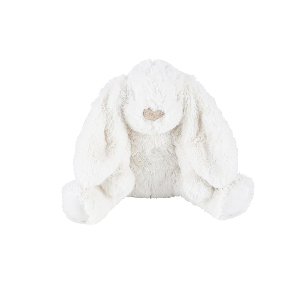 Peluche lapin écrue H17 (photo)