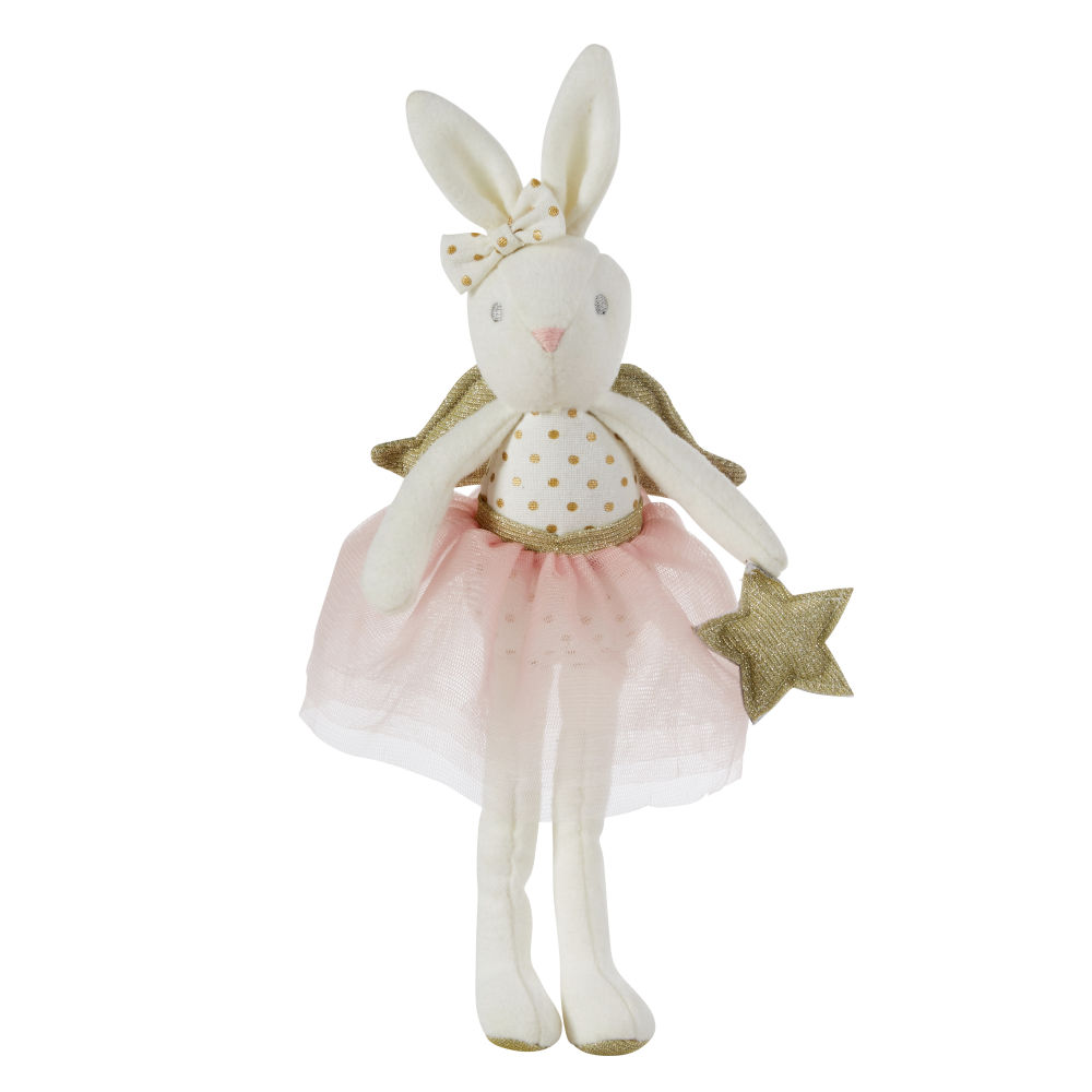 Peluche lapin tutu (photo)