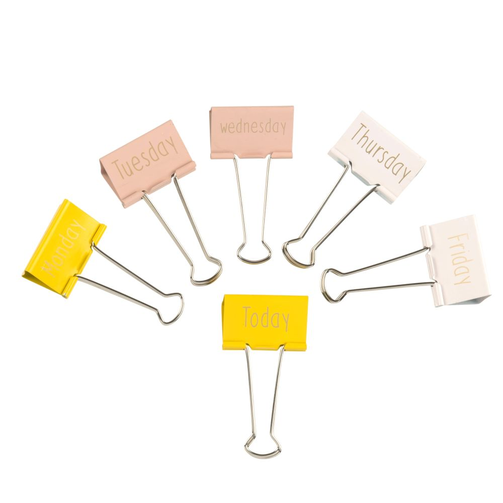 Little Buttons Collection Place Card and Photo Holder by Dochsa