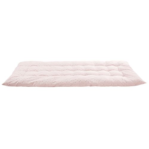 Pink Cotton Futon Mattress 90 x 190
