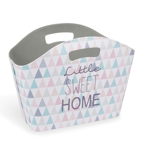 Porte-revues multicolore LITTLE SWEET HOME