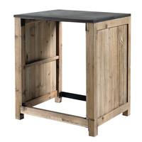 Recycled Pine Kitchen Unit for Dishwasher W 68