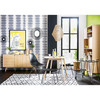 runder esstisch d 90 cm wei spring maisons du monde. Black Bedroom Furniture Sets. Home Design Ideas