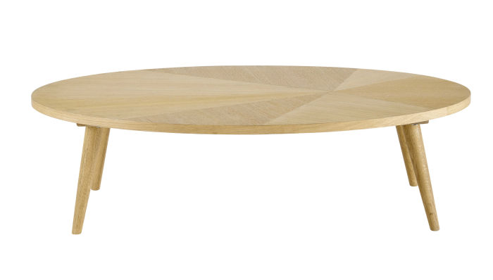 scandinavian coffee table maisons du monde