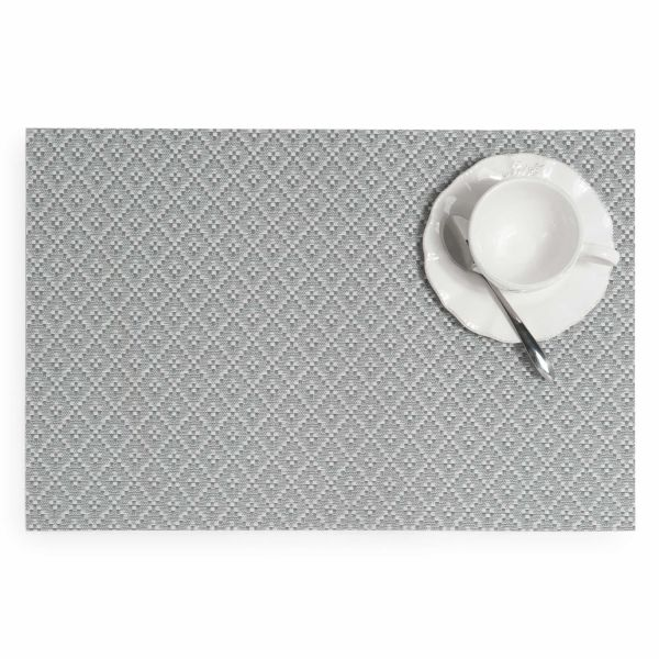 Set de table gris 30 X 45 cm AXEL