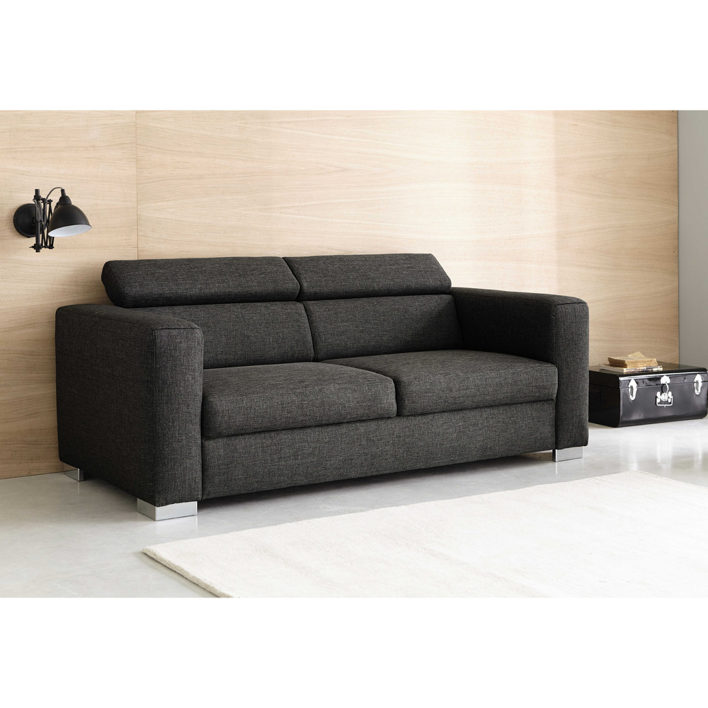 couch grau meliert mbel sofas kant sofa sitzer l cm stoff with couch grau meliert interesting. Black Bedroom Furniture Sets. Home Design Ideas