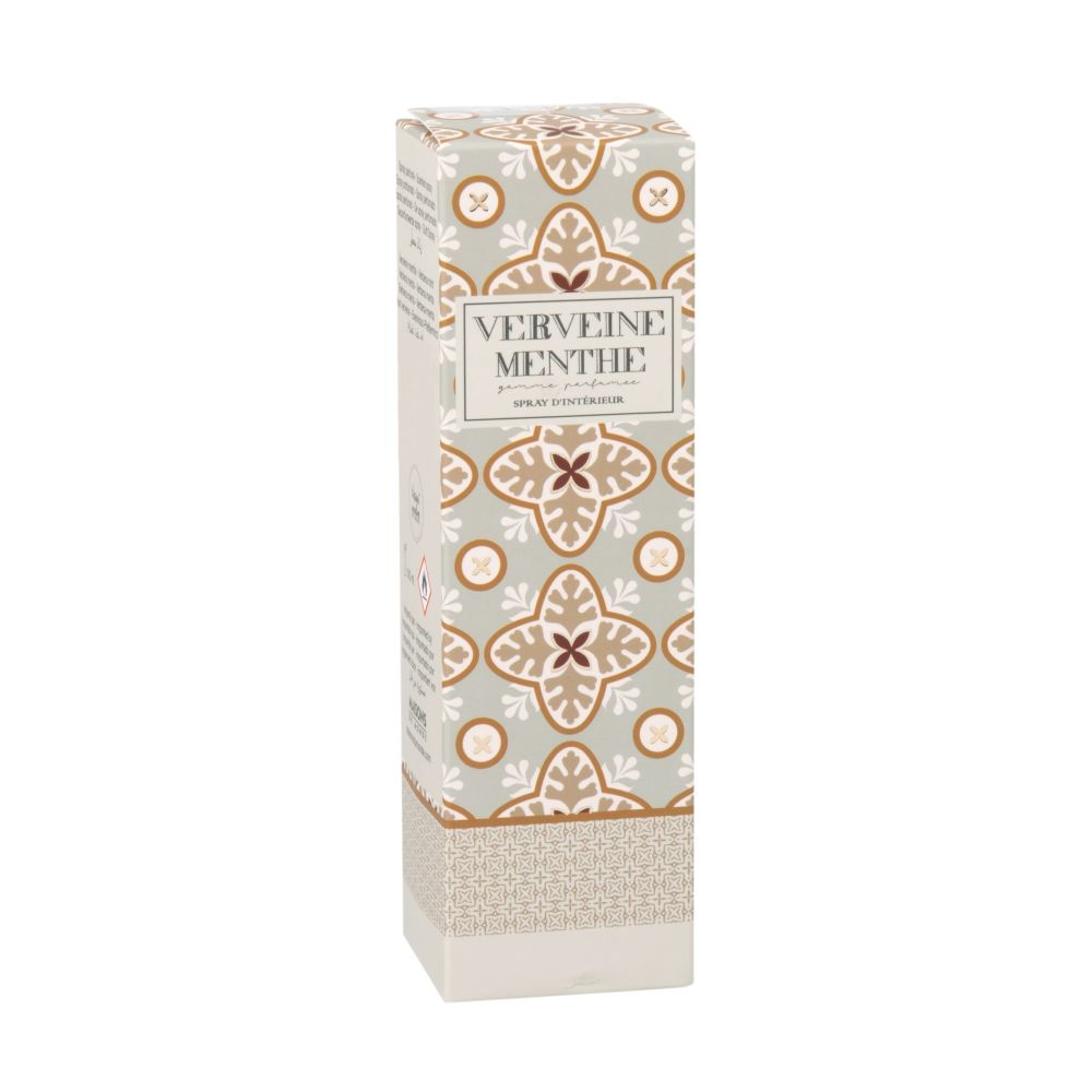 Spray parfumé verveine menthe 100ML (photo)