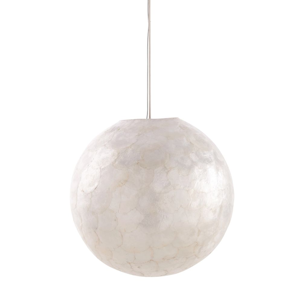 Suspension boule en nacre