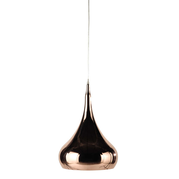 Suspension en métal cuivré D 41 cm NOVA COPPER