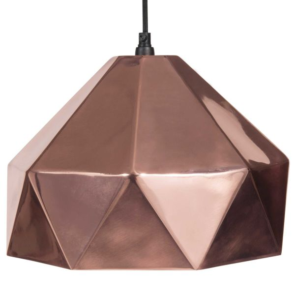 Suspension en métal D 30 cm COOK COPPER