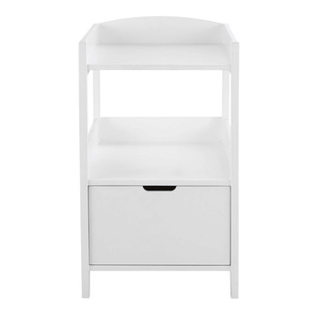 Table langer ou commode langer maisons du monde for Table a langer blanche