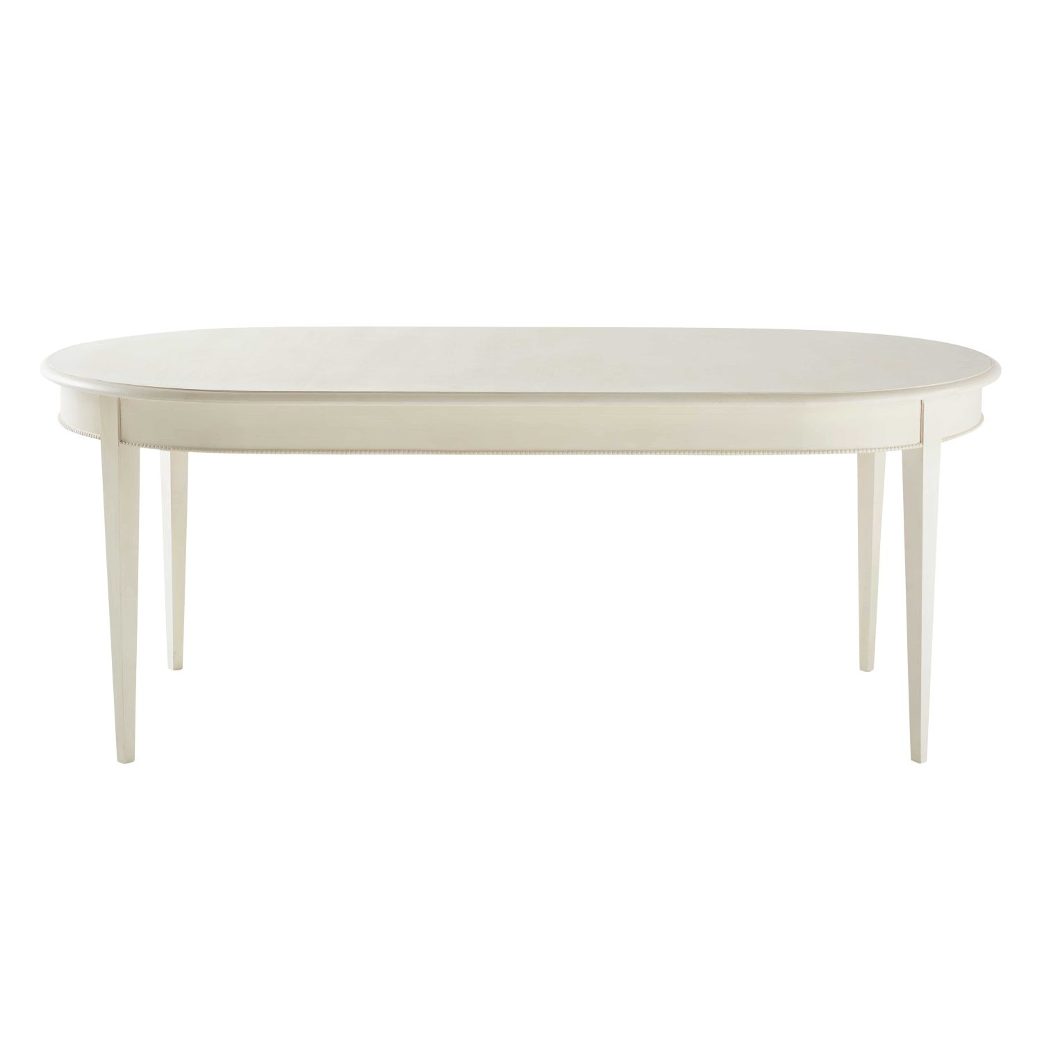 table manger 6 8 personnes blanche l200 maisons du monde. Black Bedroom Furniture Sets. Home Design Ideas