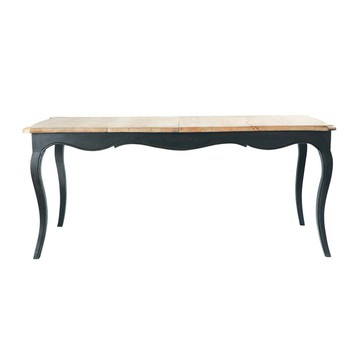 Tables manger 8 personnes maisons du monde for Table extensible 2 a 8 personnes