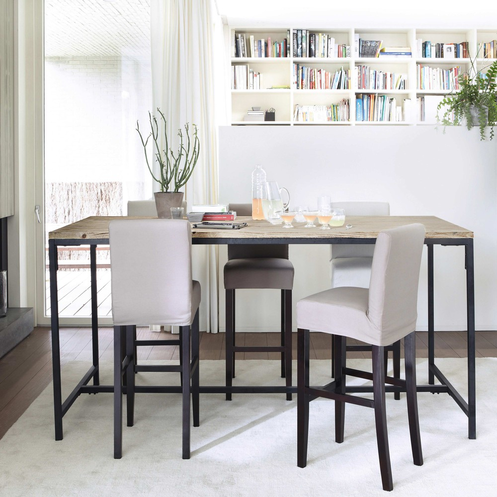 table manger haute free interesting gallery of charmant tables de cuisine ikea et table cuisine. Black Bedroom Furniture Sets. Home Design Ideas