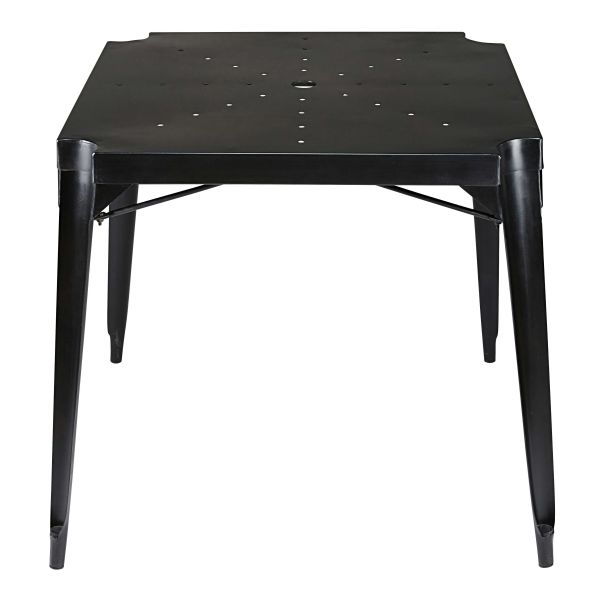 Table salle a manger carre design cestpasleperou - Table clic clac maison du monde ...