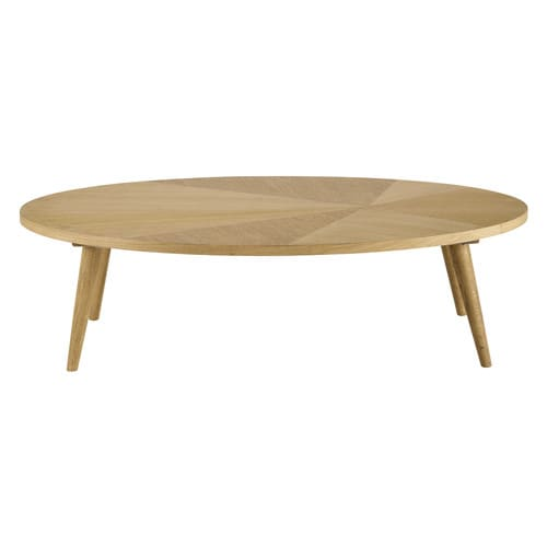 Table basse en bois l 120 cm origami maisons du monde for Table basse newport maison du monde