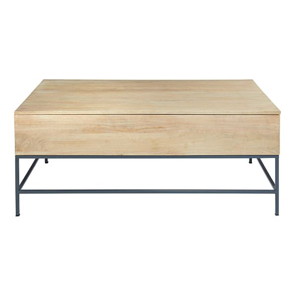 Table basse salon hauteur 50 cm tc loc - Table basse en manguier ...