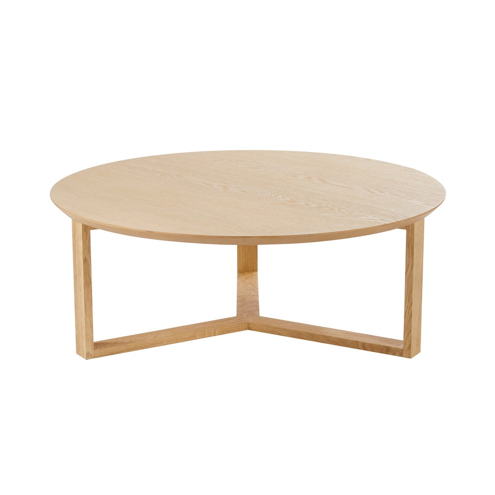 Table basse ronde Norman