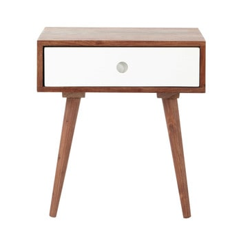 Table de chevet et bout de lit maisons du monde - Table chevet vintage ...