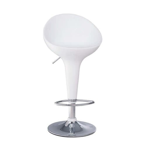 tabouret de bar blanc sweet maisons du monde. Black Bedroom Furniture Sets. Home Design Ideas