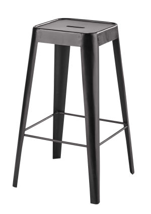 tabouret de barre beautiful tabouret de bar cuir crot nico with tabouret de barre estrosa. Black Bedroom Furniture Sets. Home Design Ideas