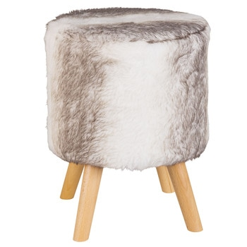 maisons du monde tabouret tabouret jacquard de velours blanc et bleu edge maisons du monde with. Black Bedroom Furniture Sets. Home Design Ideas